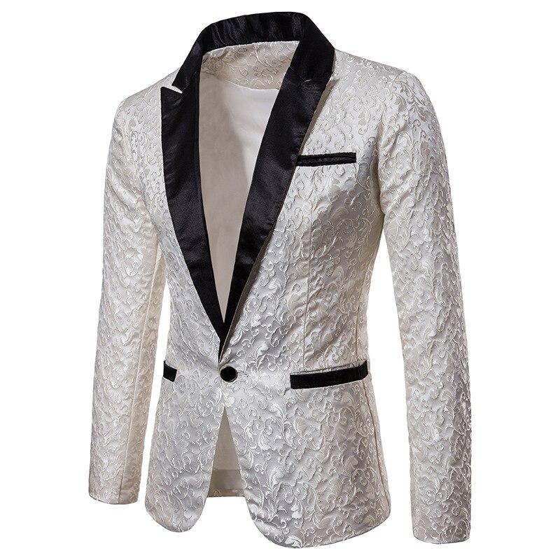 Riinr Marke Neue Männer Doppelseitige Bunte Plaid Rot Gold Weiß Schwarz Soild Blazer Design Dj Sänger Anzug Jacke Mode Outfit Tanktops