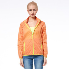 Women Windbreaker Hiking Jackets Sun Protection Waterproof Summer Softshell Clothes Climbing Jackets