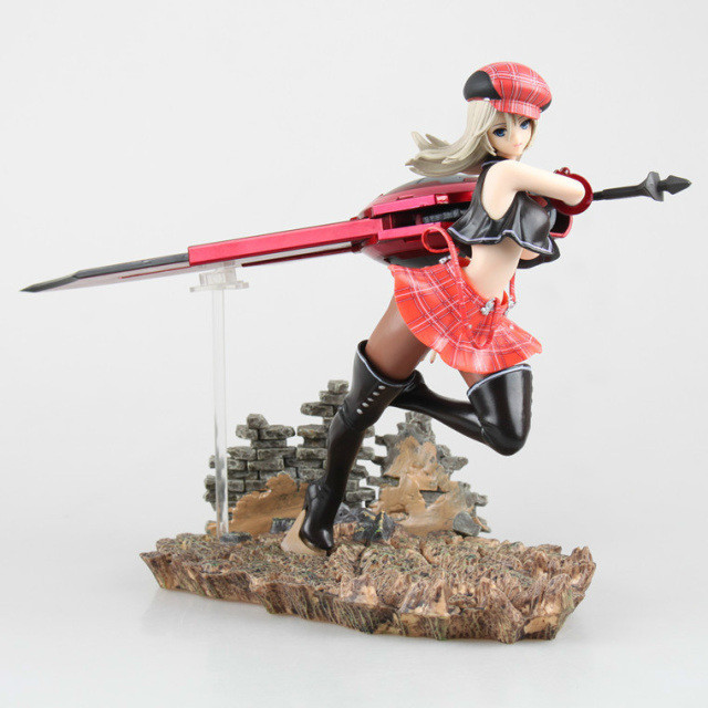 20cm God Eater 2 Alisa sword Sexy Action Figures Anime PVC brinquedos Collection Model toys20cm God Eater 2 Alisa sword Sexy Action Figures Anime PVC brinquedos Collection Model toys