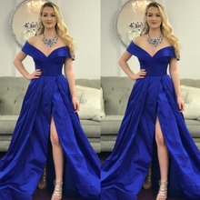f684434988a3 Buy off shoulder prom dress and get free shipping on AliExpress.com
