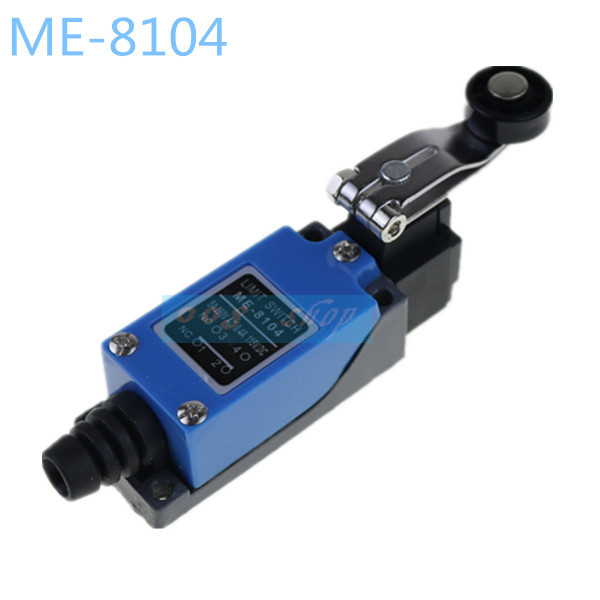 ME-8104 limit switch Limit Switch TZ-8104 Rotary Plastic Roller Arm Limit Switch Momentary limit switch xy2 ch xy2ch13270 xy2 ch13270