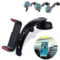 Woweinew 360 Universal In Car Dashboard Cell Mobile Phone GPS Mount Holder Stand Cradle free shipping &wholesales