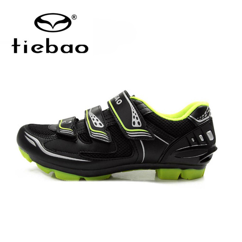 Tiebao Mountain Bike Shoes Self-Locking Cycling Shoes Outdoor Sport MTB Bicycle Athletic Shoes zapatillas ciclismo outdoor eyewear glasses bicycle cycling sunglasses mtb mountain bike ciclismo oculos de sol for men women 5 lenses
