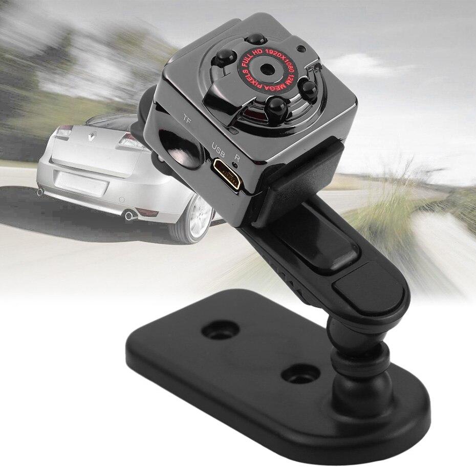 Mini Camera Recorder sq8 Mini DV Camera 1080p Full HD Car DVR Infrared Night Vision Video Recorder Motion Detection Cam