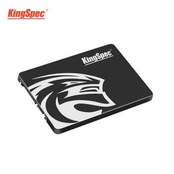 KingSpec SATA SSD 720GB 2.5\'\' SATA III SSD 360GB 180GB Black Solid State Drive for Notebook Laptop Desktop Macbook Pro 17