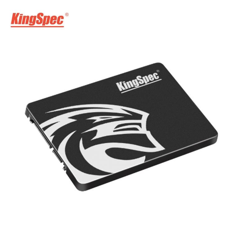 SATA3 SSD KingSpec 720 GB 2.5 ''SATAIII SSD 700 GB disque dur Noir Boîtier Métallique Solide State Drive Pour Ordinateur Portable ordinateur portable De Bureau - 5