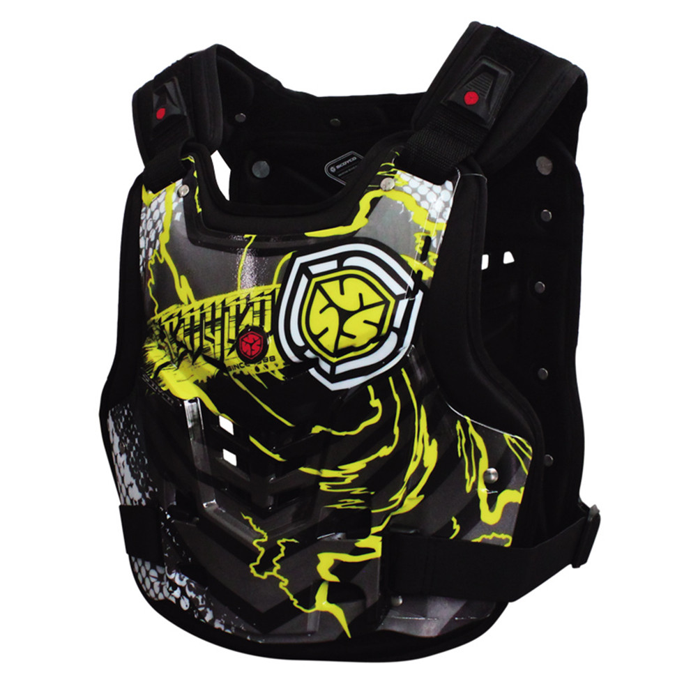 SCOYCO Chest Protector Motorcycle Armadura Motocross Back Pads Armor Vest Racing Protective Body Guards Chaquetas Jaqueta Armour scoyco motorcycle motocross chest back protector armour vest racing protective body guard mx jacket armor atv guards race moto