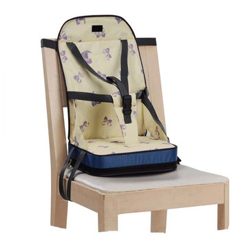 Baby Portable Booster Dinner Chair Oxford Water proof Chair Fashion Seat Feeding Highchair For Baby chair Seat christmas gift 1