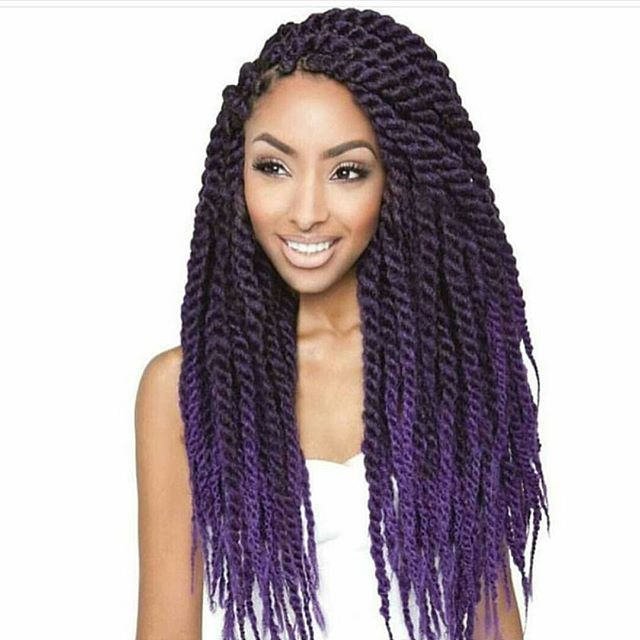 2016 Top Fashion 1 Piece Only Marley Braid Hair Extensions Mambo Twist Havana Twists