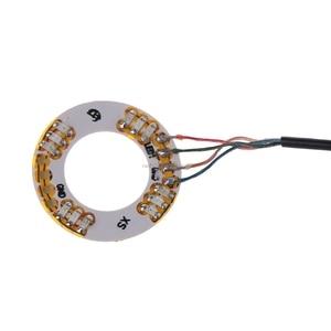 Image 5 - Manchons de pouce analogiques manettes de Joystick lumière LED bricolage pour PS4 Platstation 4 manette