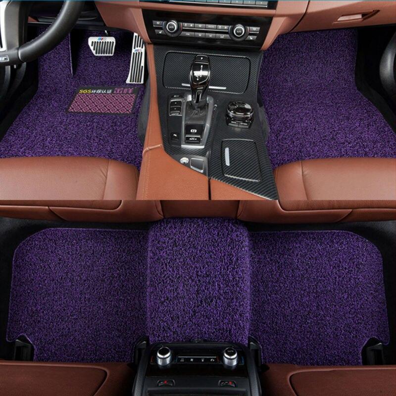 Myfmat car floor mat rug for Renault Laguna Scenic Megane Velsatis LAND-ROVER Freelander Range Rover Discovery defender Talisman
