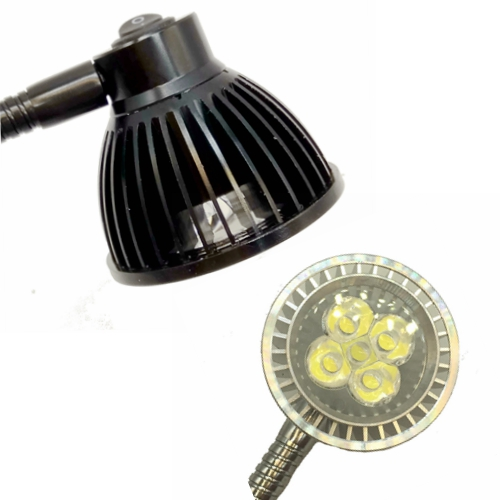 5W AC85 TO 265V Led Sewing Machine Industrial Lights Clamp Type