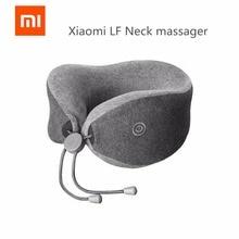 MI Mijia LF подушка-массажер шейный Инструмент Электрические плечи назад тела массажеры инфракрасный сон для дома/офиса и путешествий