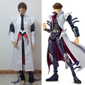 Yu-Gi-Oh!Yu Gi Oh GX Seto Kaiba cosplay costume Adult Men Halloween Costume Custom Made