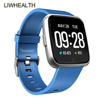 New Color Life Smart Band Watch Heart Rate/Blood Pressure Smartband Fitness Tracker Bracelet For IOS/Xiaomi/Honor VS Mi Band 3/4
