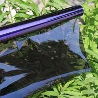59''x17.7''/150x45cm 15%VLT Chameleon Rear Windshield Window Tint Ceramic Film