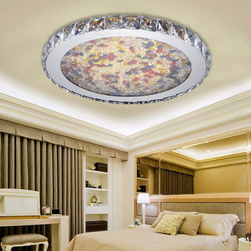 Creative led ceiling panel light feature modern led ceiling light creative led ceiling panel light feature modern led ceiling light crystal ceiling lights for living room ac85 265v freeshipping in ceiling lights from mozeypictures Image collections