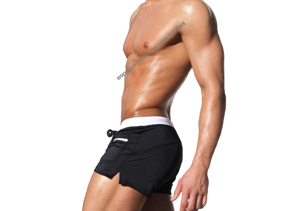 Sexy New Fashion Men's Swimming Shorts (13)