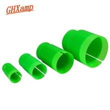 1 pz 100mm 25.5mm altoparlante per basso impostazione della bobina vocale posizionamento del calibro 75.5mm parti di riparazione dellaltoparlante