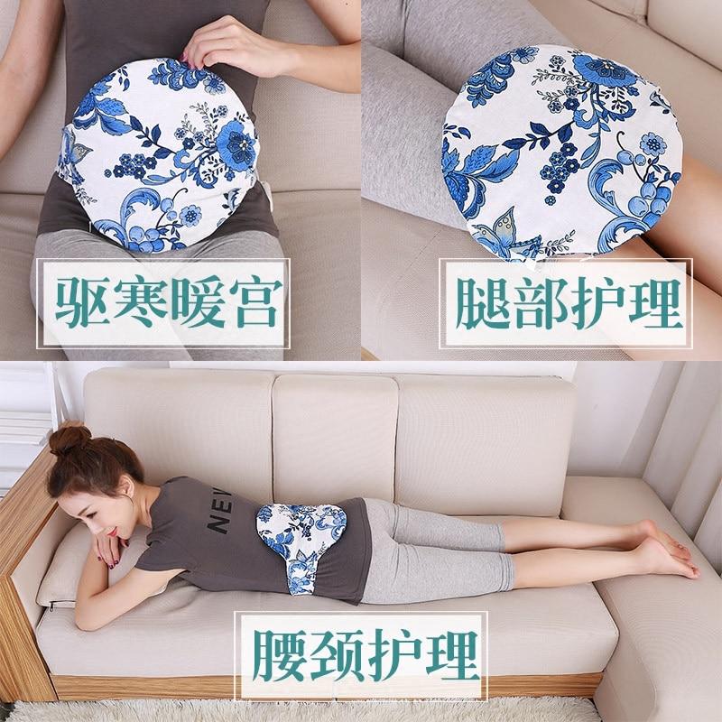 Hong Bao Artifact Electric Heating Moxibustion Nuangong Hot Compress Body Abbot Household Moxa Belt
