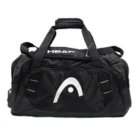 Head Tennis Bag Professional Black Racket Handbag Large Capacity With Shoes Bag Can Hold 2 Rackets For Men 2018 Summer