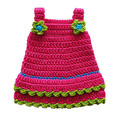 Baby girl dress Crochet Newborn  baby Dress for Photo Prop Girls Summer Dress, Sundress