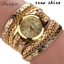 snowshine 10 Hot selling font b luxury b font fashion heart pendant women watches free shipping
