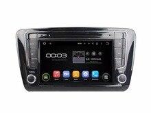 1024*600 Quad Core HD 8″ Android 5.1 Car DVD GPS for Skoda Octavia 2015 With 3G WIFI Bluetooth IPOD TV Radio USB DVR 16GB ROM