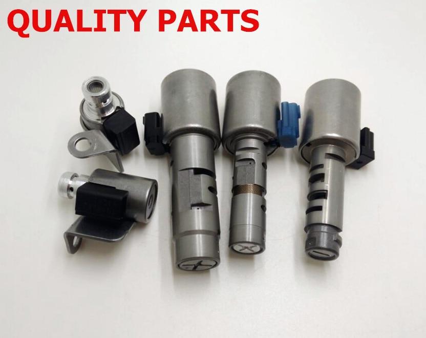 5pcs KA313 K313 CVT solenoids fits for Toyota Corolla Altis ZRE172 SHIFT CONTROL SOLENOIDS