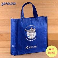 -Тканые ручки сумки, мода из нетканого полотна, многоразовый мешок из нетканого полотна, Самая низкая цена, ESCORW принимаются