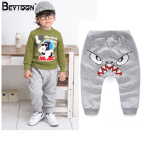 Beytoon Toddler Kids Boys 2017 Fashion Kids Baby Boy Girl Harem Pants Trousers Bottoms