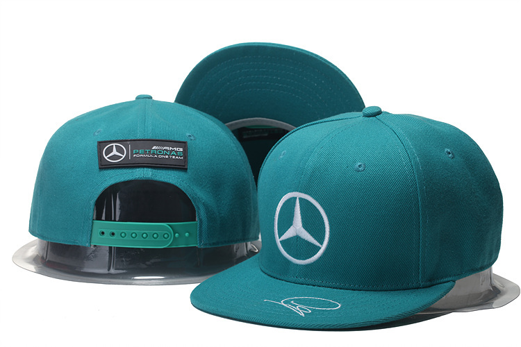 Mercedes Benz Fitted Hat