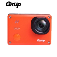 GitUp Git2P Pro 1080P 2K WiFi Action Camera 170 Degree Waterproof Lens For Panasonic Sensor Sport