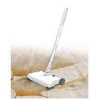 Handheld Robot Furniture Electric Mop Wireless USB Charging Washer Broom Floor Cleaning Durable Household Sweeper