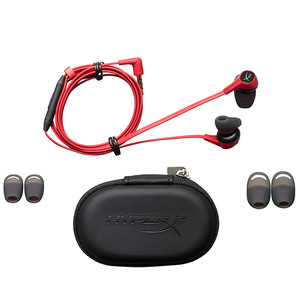 Image 5 - Original Kingston HyperX Cloud Earbuds Gaming Headset With a microphone Immersive wired headset in game audio In Ear headset