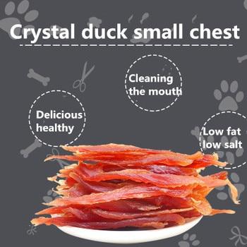Oven Roasted Premium Ducky Jerky Dog Treats