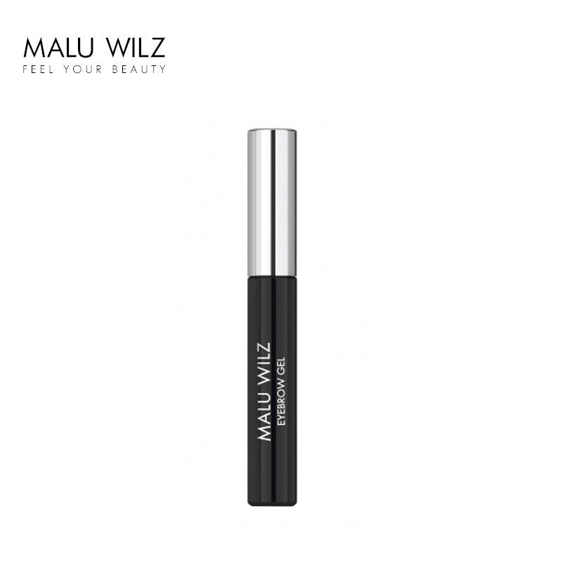 Malu Wilz easy wear water proof eyebrow gel German brand long lasting natural eyebrow makeup cream