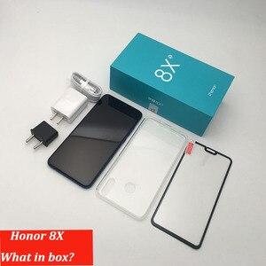 Image 5 - Honor 8X smartphone mobile phone 6.5 full Screen OTA update Smartphone Mobile phone Android 8.1 Octa Core fingerprint ID