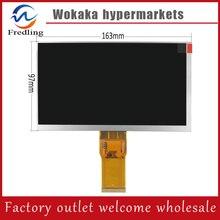 Nueva pantalla LCD de Matriz Para DEXP Ursus 7MV2 3G Tablet interior Panel de la Pantalla TFT LCD Módulo de Lente de Cristal del Reemplazo Del Envío gratis