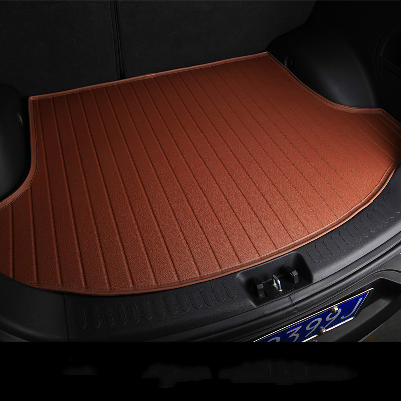 Custom special car trunk mats for Dodge Journey RAM <font><b>1500</b></font> 5seat waterproof durable cargo rugs carpets image