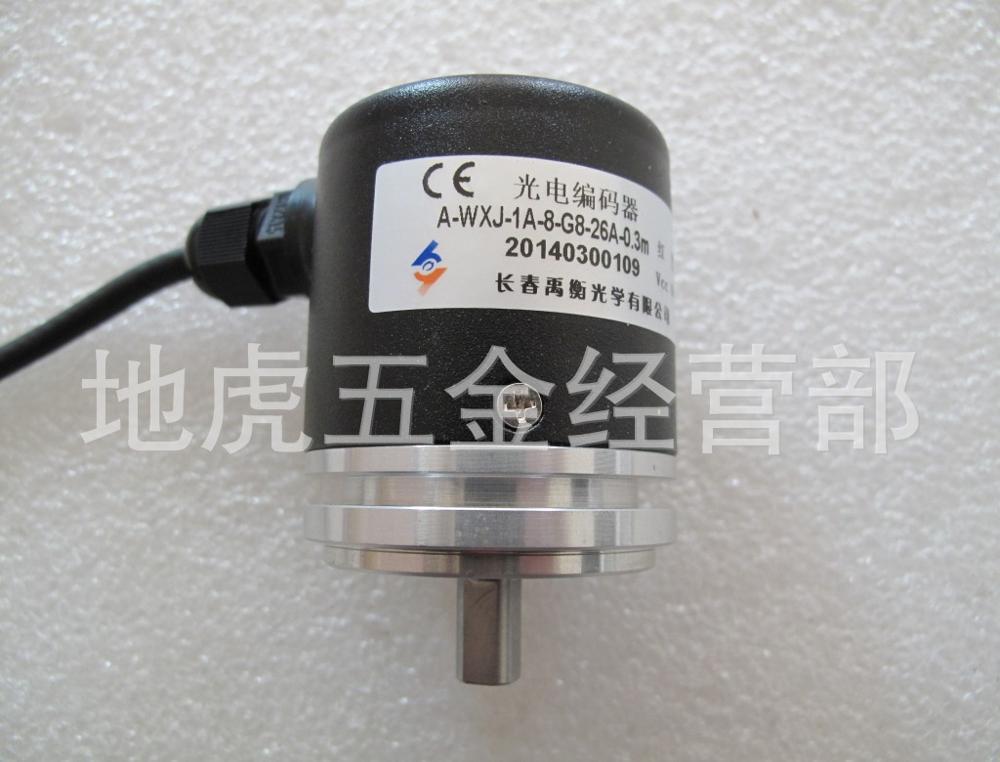 Solid Axis Encoder A-WXJ-1A-8-G8-26A-0.3mSolid Axis Encoder A-WXJ-1A-8-G8-26A-0.3m