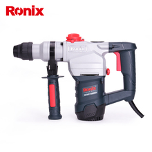 Ronix 28mm 1100W Electric Rotary Hammer Drill Model 2702 rotary hammer kraton rh 1050 38s