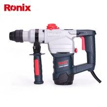 цена на Ronix 28mm 1100W Electric Rotary Hammer Drill Model 2702