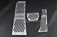 Aluminium AT 3PCS Foot Pedals/Pedal For BMW X3 F25 Z4 E89 F10 523 528 535 520 530 550 i GT 5 Series