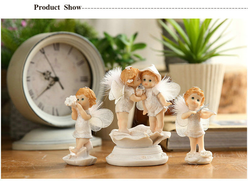 Cute Baby Angel Figurine (17)