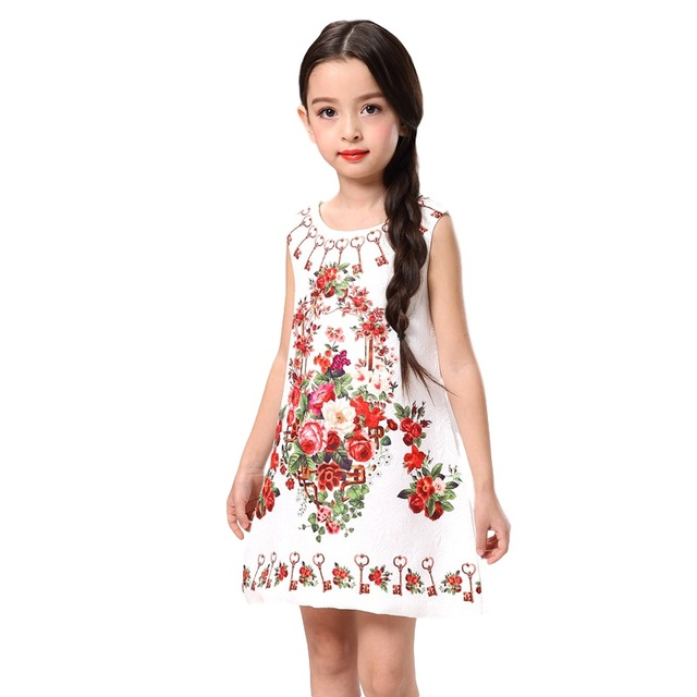 5325a05cc Milan Creations Flower Girl Dress For 2 8T Baby Kids Dresses For ...
