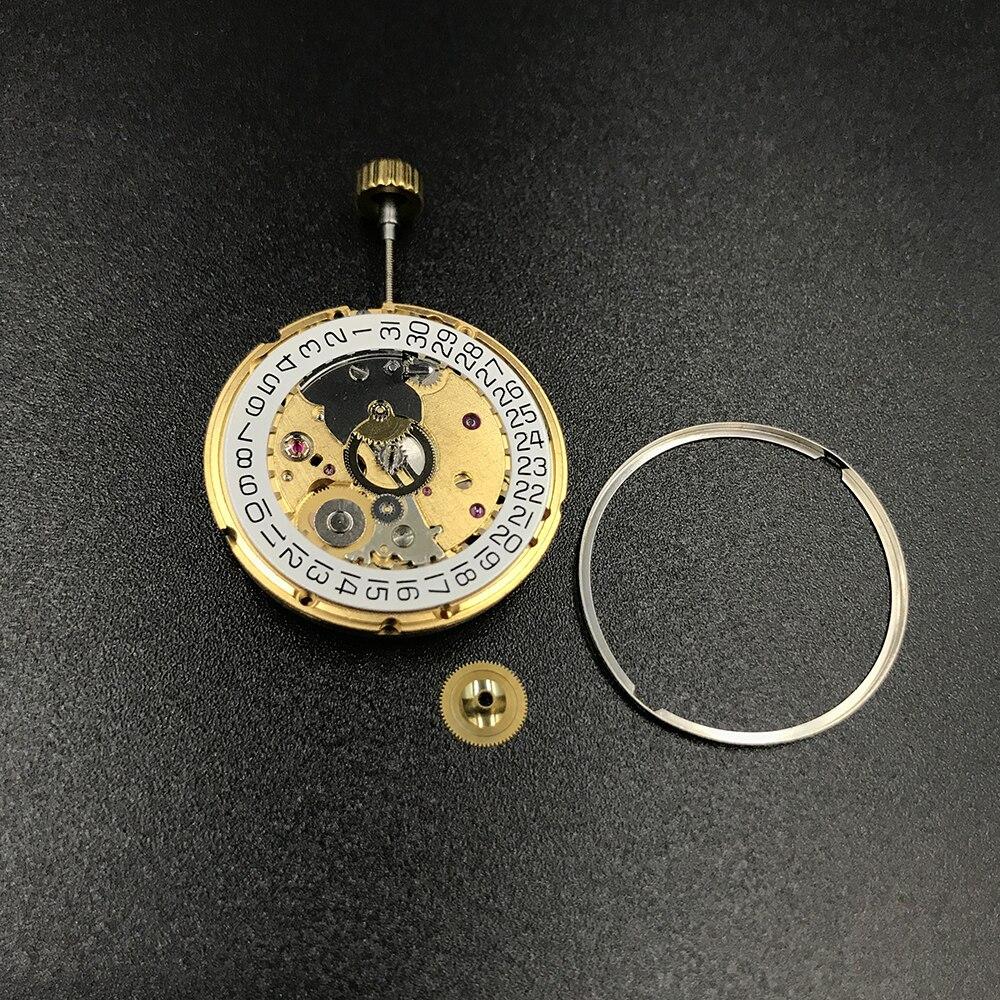 ETA 2824 Movement Swiss Mechanical Automatic Movement Date Display Fit For San Martin Men's Watch Mechanical Watch Accessories