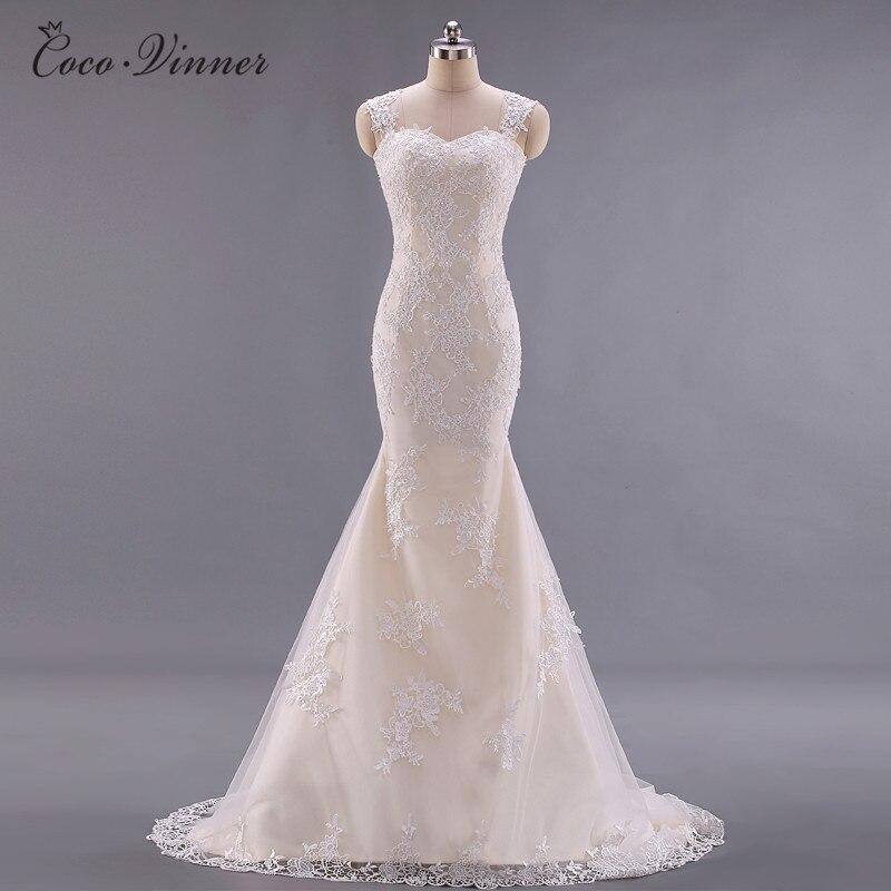 Custom Made Fashion Lace Mermaid Wedding Dresses New Sleeveless Backless Fish Tail Long Wedding Gown China W0022 Wedding Dresses Aliexpress,Bohemian Beach Flowy Wedding Dress