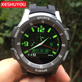 KESHUYOU Sw12 Sport Smart watch Uhr Bluetooth Thermometer Android 5.1 Ios Gesundheit Heart Rate SmartWatch Mtk2501 1.22 phone
