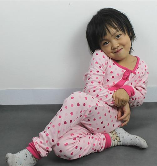 929b1805fb free shipping children nightwear onesie overall Blanket Sleepers old girls cotton  sleepwear thin comfortable pajamas jumpsuit-in Blanket Sleepers from ...